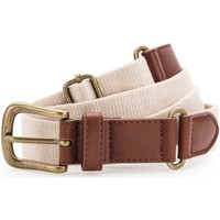 Accessories Herre Bælter Asquith & Fox AQ902 Natural