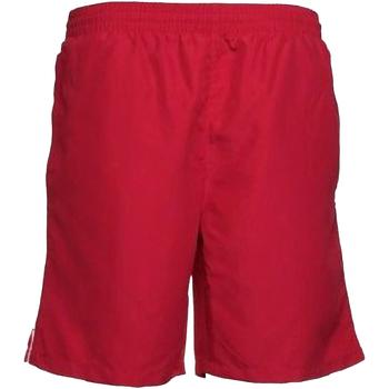 textil Herre Shorts Gamegear KK980 Red/White