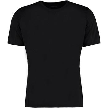 textil Herre T-shirts m. korte ærmer Gamegear Cooltex Black/Black