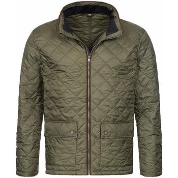 textil Herre Jakker Stedman  Military Green