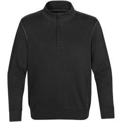 textil Herre Sweatshirts Stormtech Hanford Black/Charcoal