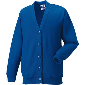 textil Børn Veste / Cardigans Jerzees Schoolgear 273B Bright Royal