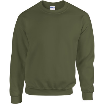 textil Sweatshirts Gildan 18000 Military Green
