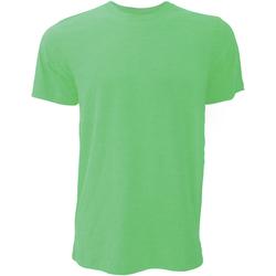 textil Herre T-shirts m. korte ærmer Bella + Canvas CA3001 Heather Green
