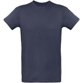 textil Herre T-shirts m. korte ærmer B And C TM048 Urban Navy
