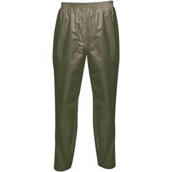 textil Herre Løstsiddende bukser / Haremsbukser Regatta RG214 Laurel