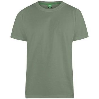 textil Herre T-shirts m. korte ærmer Duke Flyers-2 Khaki