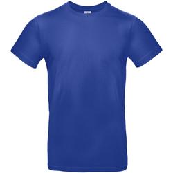 textil Herre T-shirts m. korte ærmer B And C TU03T Cobalt Blue