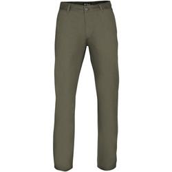 textil Herre Chinos / Gulerodsbukser Asquith & Fox AQ050 Slate