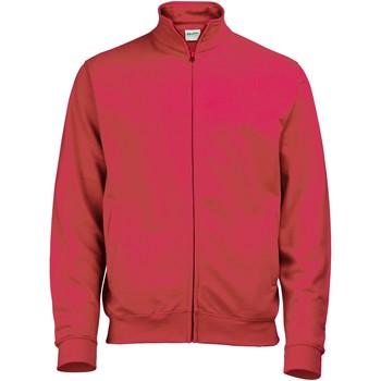 textil Herre Sweatshirts Awdis Fresher Fire Red
