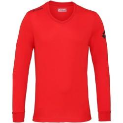 textil Herre Langærmede T-shirts Lotto Jersey Flame