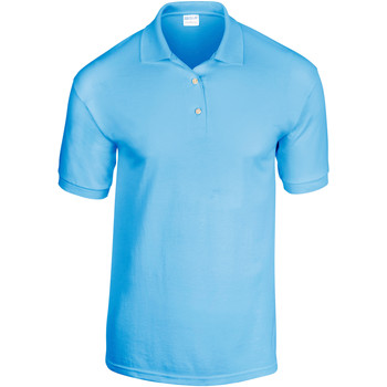 textil Herre Polo-t-shirts m. korte ærmer Gildan 8800 Light Blue