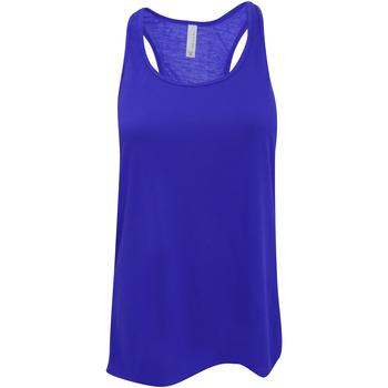 textil Dame Toppe / T-shirts uden ærmer Bella + Canvas BE8800 True Royal