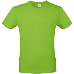 textil Herre T-shirts m. korte ærmer B And C TU01T Pistachio