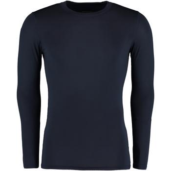 textil Herre Langærmede T-shirts Gamegear Warmtex Navy Blue