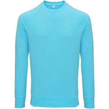 textil Herre Sweatshirts Asquith & Fox Coastal Bright Ocean