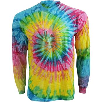 textil Dame Langærmede T-shirts Colortone TD15M Saturn
