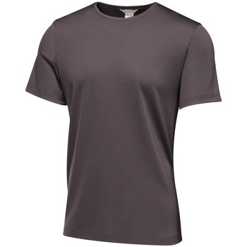 textil Herre T-shirts m. korte ærmer Regatta RA011 Seal Grey