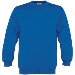 textil Børn Sweatshirts B And C B401B Royal Blue