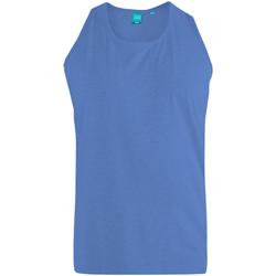 textil Herre Toppe / T-shirts uden ærmer Duke  Blue