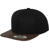 Accessories Kasketter Yupoong YP007 Black/Ostrich