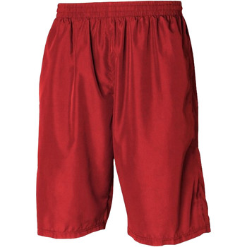 textil Herre Shorts Tombo Teamsport Longline Red / Red