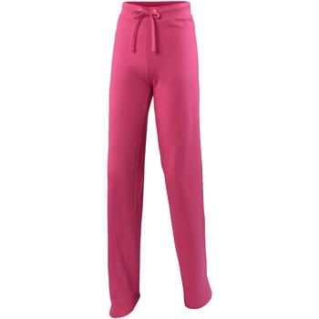 textil Dame Træningsbukser Awdis JH075 Hot Pink