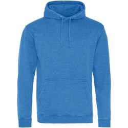 textil Sweatshirts Awdis Washed Washed Royal Blue