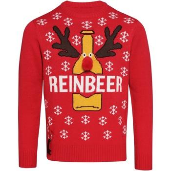 textil Herre Pullovere Christmas Shop CJ003 Red