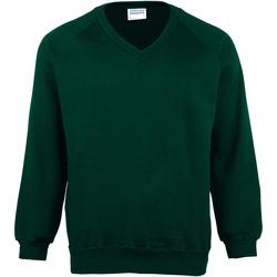 textil Herre Sweatshirts Maddins MD02M Bottle Green