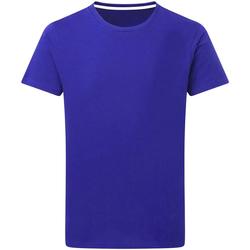 textil Herre T-shirts m. korte ærmer Sg Perfect Royal Blue