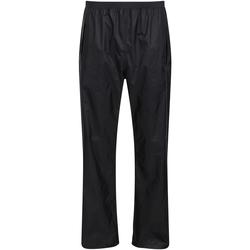 textil Herre Træningsbukser Regatta RG214 Black