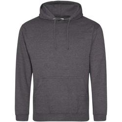 textil Sweatshirts Awdis College Charcoal