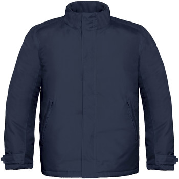 textil Herre Jakker B And C Real+ Navy Blue