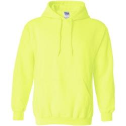 textil Sweatshirts Gildan 18500 Safety Green