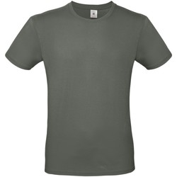 textil Herre T-shirts m. korte ærmer B And C TU01T Millennial Khaki