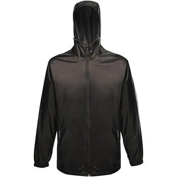 textil Herre Vindjakker Regatta RG213 Black