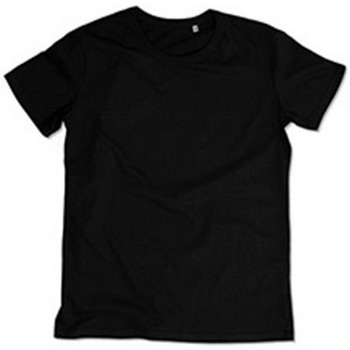 textil Herre T-shirts m. korte ærmer Stedman Stars Stars Black Opal