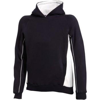 textil Børn Sweatshirts Finden & Hales LV339 Navy/White
