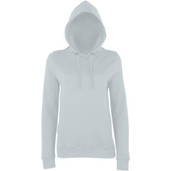 textil Dame Sweatshirts Awdis Girlie Heather Grey