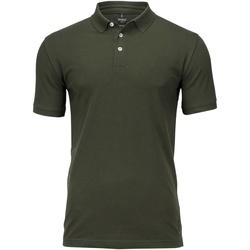 textil Herre Polo-t-shirts m. korte ærmer Nimbus NB52M Olive