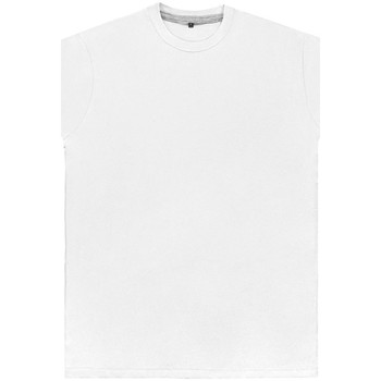 textil Herre T-shirts m. korte ærmer Sg Perfect White