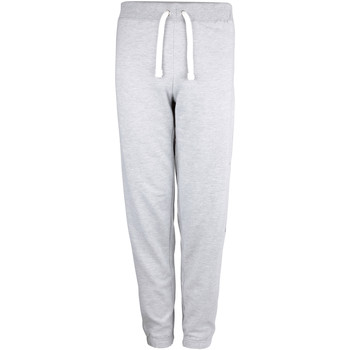 textil Dame Træningsbukser Awdis JH076 Heather Grey