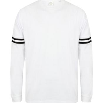 textil Sweatshirts Skinni Fit SF514 White