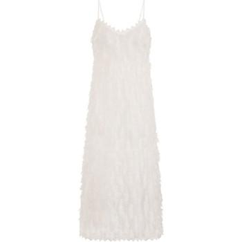 textil Dame Lange kjoler Girls On Film Goulding White