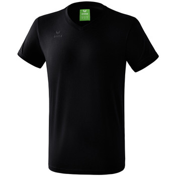 textil Herre T-shirts m. korte ærmer Erima T-Shirt  style noir