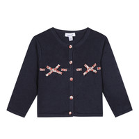 textil Pige Veste / Cardigans Absorba NOLI Marineblå
