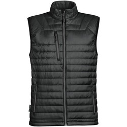 textil Herre Veste / Cardigans Stormtech Thermal Black/ Charcoal