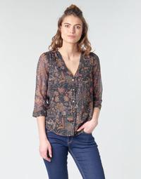textil Dame Toppe / Bluser Vero Moda VMGLAMMY Marineblå