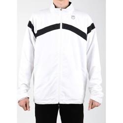 textil Herre Sportsjakker K-Swiss Accomplish WVN JCKT 100627-102 white, black